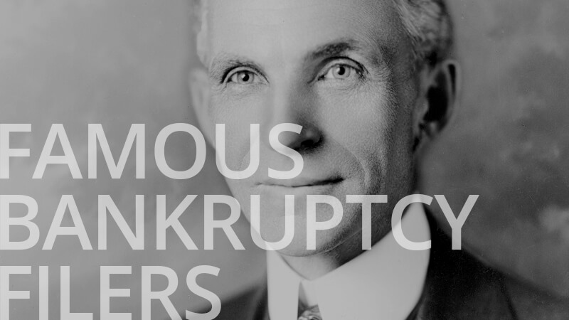 Henry Ford's Bankruptcies Offer Lessons in Persistence